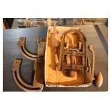 Old Manual Drill Press