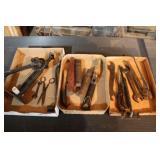 3 Flats of Tools