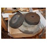 Grinding Stone & Clearance Lights