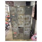 Set of Lockers