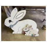 Pr of Wood Rabbits