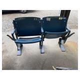 Pr. Detroit Tiger Stadium Seats