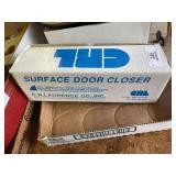 Surface Door Closer (as-new)