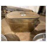 Metal Boiler w/Lid