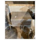 Aluminum Lidded Box