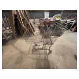 Shopping Cart & Basket