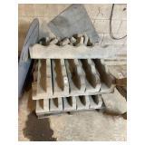 Pallet of Concrete Edging