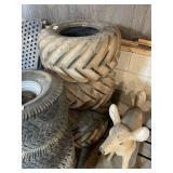 4 Good Year Tubeless Tires