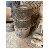 4 Lawn Mower Tires