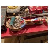 Badminton & Tennis Racquets