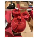 Three Smudge Pots