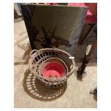 Baskets & Velvet Picture