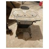 Water Jacketed Wood Stove