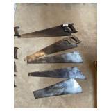 2 Hand Saws & 3 Blades