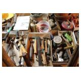 Assorted Collectibles & Tools