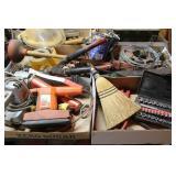 Five Flats of Tools