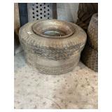 Pr. Uniroyal Tires 7-14.5