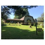 LAKEFRONT PROPERTY w/ 2 HOMES & POLE BARN