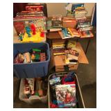 Toys, Games & Books