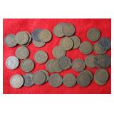 38 Indian Head Cents