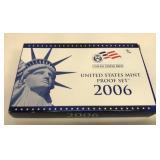 2006 US Mint Proof Set