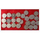 26 US Nickels