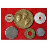 Collectible Tokens & Miscellaneous Items