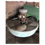 Wells Products Industrial Floating Water Aerator