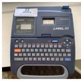 Casio KL-750B Label Printer