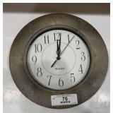 Westclox B.O. Wall Clock
