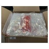 Box of Budweiser Plastic Bags