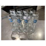 12 Blue Moon Glasses