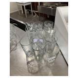 11 Corona Light Beer Glasses