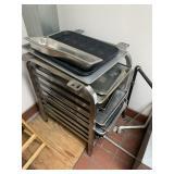 BacBar Rack w/Trays