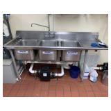 Advance Stainless Steel Sink