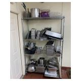 Cookware, SS Inserts and Misc.