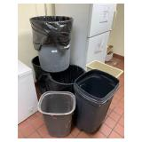 Miscellaneous Trash Cans
