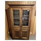 Antique Kitchen Cabinet/Hutch