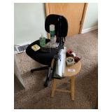 Stool, Chair, & Misc.