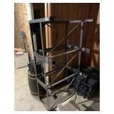 Metal Stands & Miscellaneous