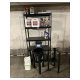 Shelf & Misc. Contents