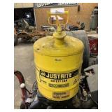 Five-Gallon Safety Gas Can
