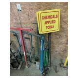 Golf Maintenance Tools & Misc.
