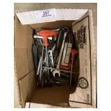 Box of Wrenches & Misc. Tools