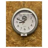 R&R Products Wall Clock