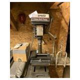 5-Speed Bench Top Drill Press