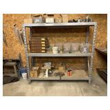 Warehouse Shelving Rack