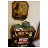 Bookshelf & Misc.