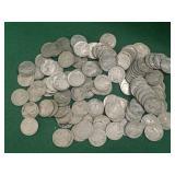 125- Buffalo Nickels, $6.25 Face Value
