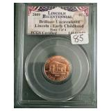 10- Lincoln Cents